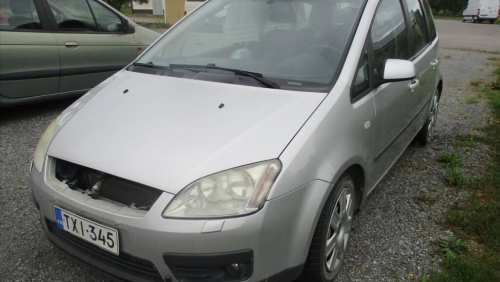 FORD C-MAX 1,8BE CVT