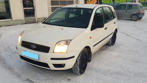 FORD FUSION 1,6 AUTOM