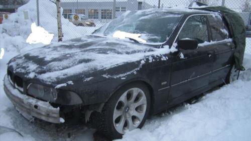 BMW E39 530 D A